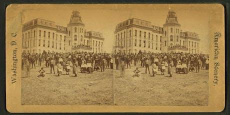 Walking Tour: Frederick Douglass & Howard University (7th Street & GA Ave) tickets