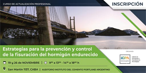 PREVENCIÓN Y CONTROL DE LA FISURACIÓN DEL HORMIGÓN ENDURECIDO