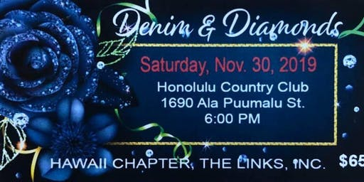 Annual Denim and Diamonds Holiday  Kick Off Party