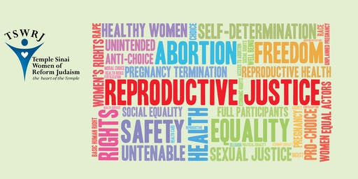 Book Discussion/Reproductive Justice: An Introduction