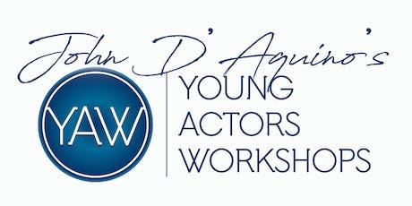 Pilot Season Prep Workshop - Session One tickets