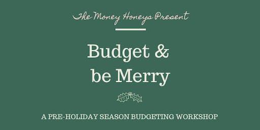 Holiday Budgeting Workshop