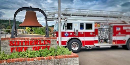 Sutherlin Fire TIM Training