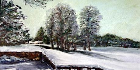 Beginner Botanical Drawing Series: Winter tickets