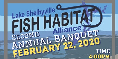 2020 Lake Shelbyville Fish Habitat Alliance Banque