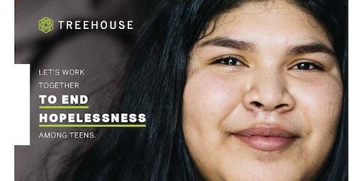 TreeHouse Free Will Donation Dessert - Ending Hopelessness Among Teens