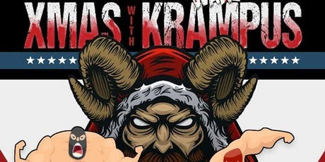 5th Annual Christmas with Krampus Smackdown! tickets