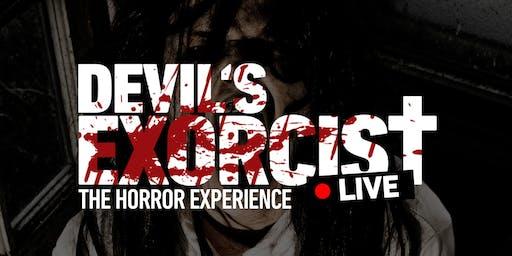 DEVIL'S EXORCIST - Die Horror-Experience   Nürnberg