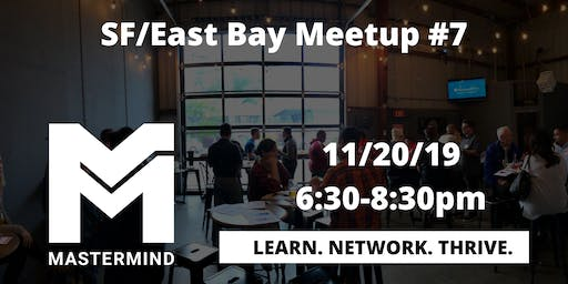 SF/East Bay Home Service Professional Networking Meetup  #7