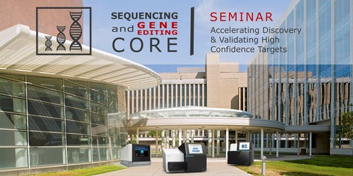 Sequencing and Gene Editing Core Seminar