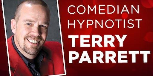 Terry Parrett Comedy Hypnotist