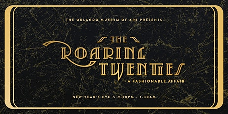 The Roaring Twenties: A Fashionable Affair tickets