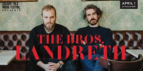 NEW DATE - The Bros. Landreth tickets