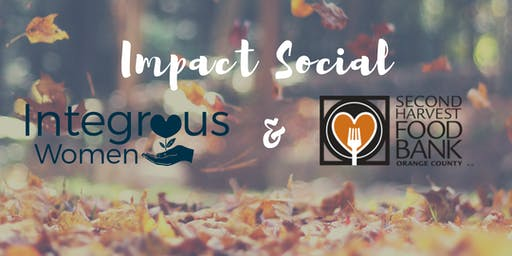 Impact Social: Second Harvest Food Drive