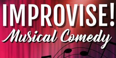 Improvise! Musical Comedy feat. Comedy Dance Collective
