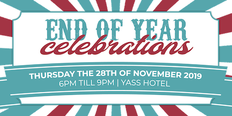 Yass Valley Business Chamber - 2019 End of year event tickets
