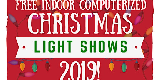 Indoor Computerized Christmas Light Show (13th)
