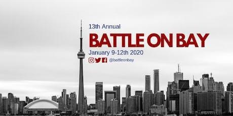 Battle on Bay 2020 tickets