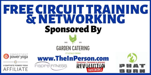FREE Circuit Training & Networking!