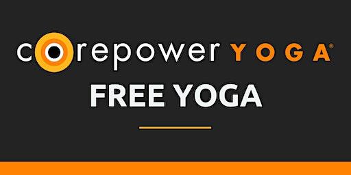 FREE Yoga with Vecino Brewing Co. & CorePower Yoga