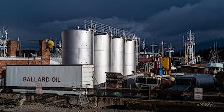 Explore Ballard's Industrial Shipyard Area with Andrew Stuart tickets