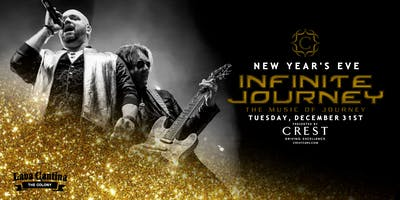 Infinite Journey for New Years Eve presented by Crest!