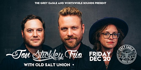 Jon Stickley Trio w/ Old Salt Union tickets