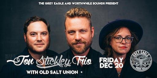 Jon Stickley Trio w/ Old Salt Union