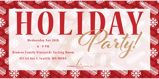 FGI Seattle Holiday Party 2019