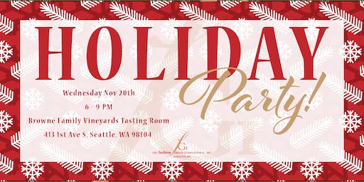 FGI Seattle Holiday Party 2019
