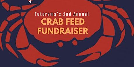 Futurama Crab Feed tickets