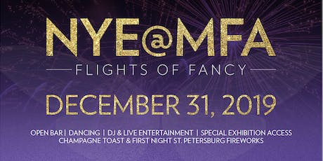 NYE@MFA | FLIGHTS OF FANCY tickets