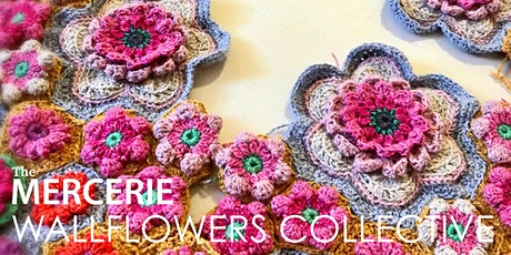 Wallflowers Collective: A Collaborative Crochet Project tickets
