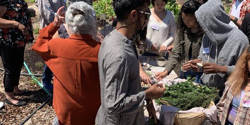 Community of Practice Gathering: Youth Development and Food Justice Practitioners