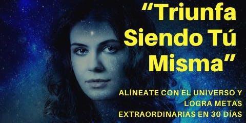 """Triunfa Siendo Tú Misma"""
