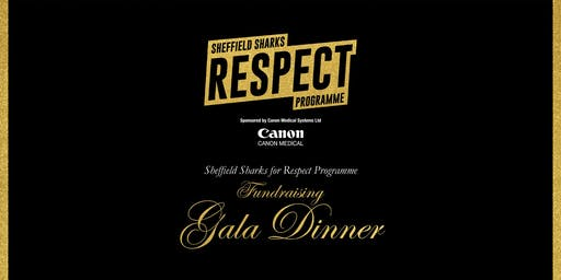 Sheffield Sharks Fundraising Gala Dinner
