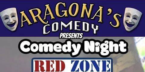 Aragona's Comedy Night at Red Zone