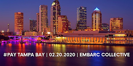 PAY TAMPA BAY | Banking, Blockchain & Beyond tickets