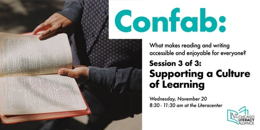 Join CLA Confab Session 3: Supporting a Culture of Learning