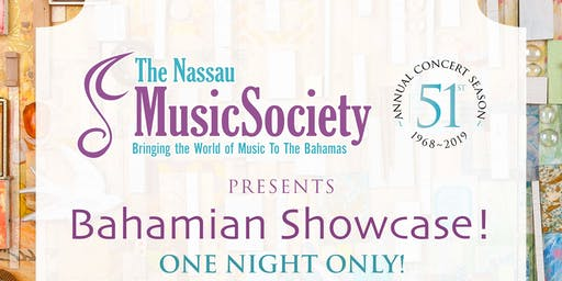 Bahamian Showcase: ONE NIGHT ONLY!