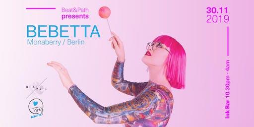 Beat & Path presents Bebetta