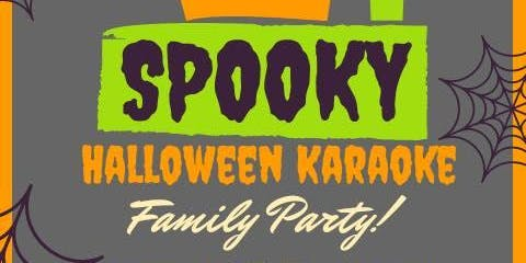 Spooky Halloween Karaoke at Cove 51