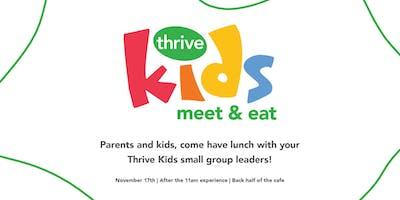 Thrive Kids Meet & Eat