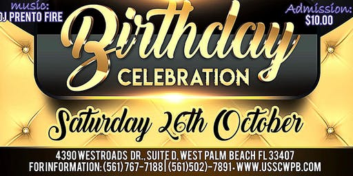 Month End/October Birthday Party