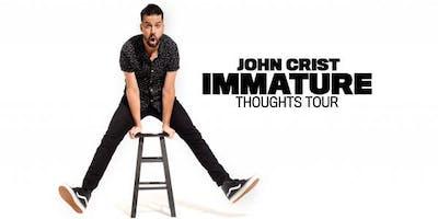 John Crist - Immature Thoughts Tour - MERCH VOLUNTEER - Hampton, VA