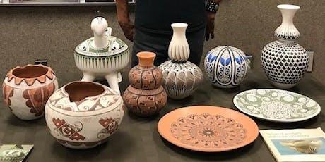 Native American Ceramic Plate Workshop tickets