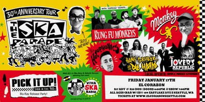 Ska Mission Presents: The Ska Parade 30th Anniversary Tour