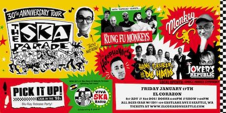 Ska Mission Presents: The Ska Parade 30th Anniversary Tour tickets