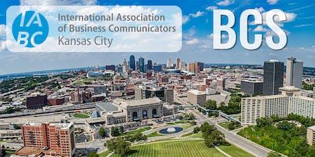 KC IABC Business Communicators Summit 2020 tickets
