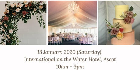 Bridal Fair Australia 2020 - Free Wedding Packages to be Won ! tickets